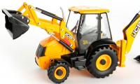 Wholesalers of Britains Jcb 3cx Backhoe Loader toys image 2