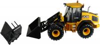 Wholesalers of Britains Jcb 419s Wheeled Loading Shoval toys image 2