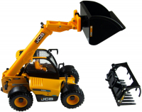 Wholesalers of Britains Jcb 542-70 Loadall toys image 3