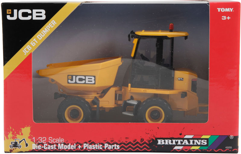Wholesalers of Britains Jcb 6t Dumper toys