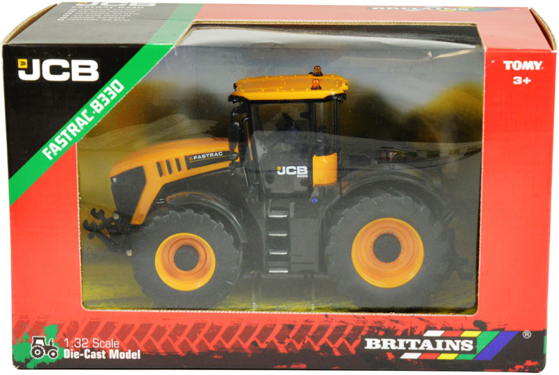 Wholesalers of Britains Jcb 8330 Fastrac Tractor toys
