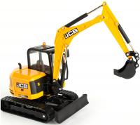 Wholesalers of Britains Jcb 86c-1 Midi Excavator toys image 2