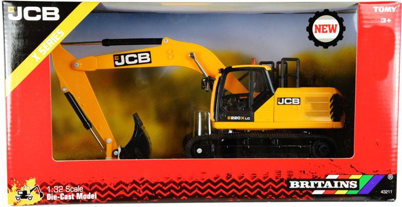 Wholesalers of Britains Jcb Excavator toys