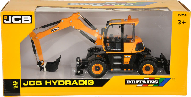 Wholesalers of Britains Jcb Hydradig toys