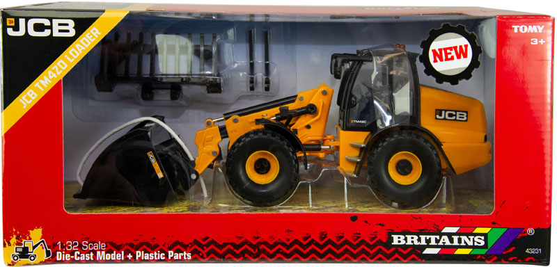 Wholesalers of Britains Jcb Tm420 toys