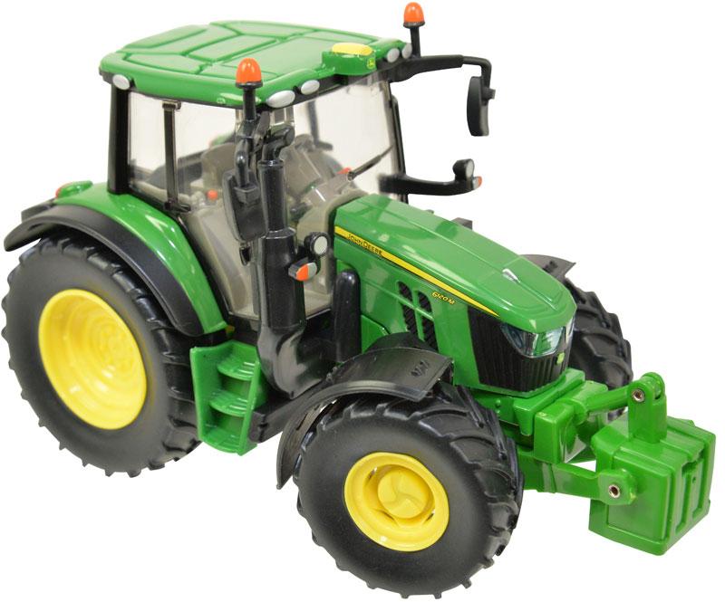 Wholesalers of Britains John Deere 6120m Tractor toys