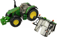 Wholesalers of Britains John Deere 6120m Tractor toys image 2