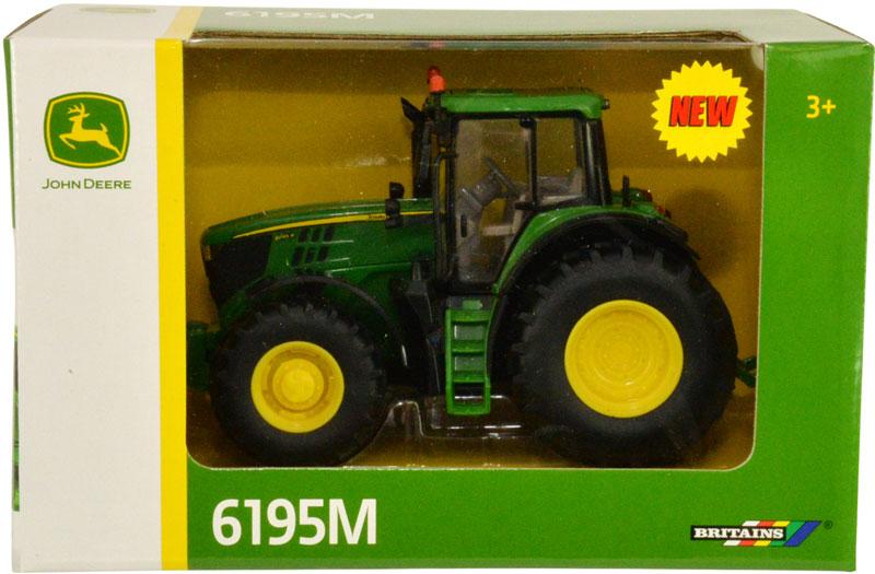 Wholesalers of Britains John Deere 6195m Tractor toys