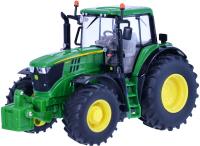 Wholesalers of Britains John Deere 6195m Tractor toys image 2