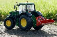 Wholesalers of Britains John Deere 6195m Tractor toys image 3