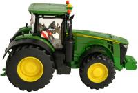 Wholesalers of Britains John Deere 8400r Tractor toys image