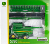 Wholesalers of Britains John Deere S780 Tracked Combine toys Tmb