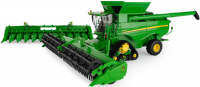 Wholesalers of Britains John Deere S780 Tracked Combine toys image 2