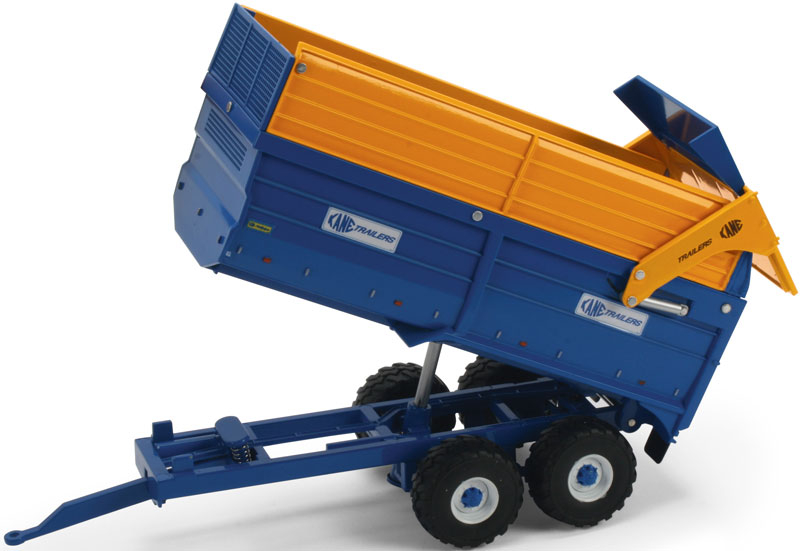 Wholesalers of Britains Kane 16 Tonne Silage Trailer toys
