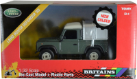 Wholesalers of Britains Land Rover Defender 90 - Green toys image
