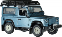 Wholesalers of Britains Land Rover Defender With Roof Rack And Winch toys image 2