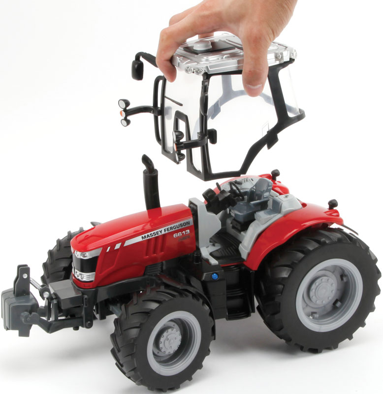 Wholesalers of Britains Massey Ferguson 6613 Tractor toys
