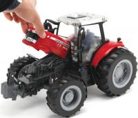 Wholesalers of Britains Massey Ferguson 6613 Tractor toys image 2