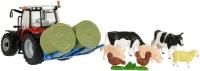 Wholesalers of Massey Ferguson Tractor Play Set toys image