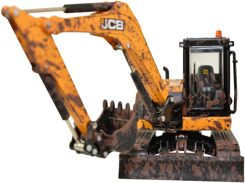 Wholesalers of Britains Muddy Jcb Midi Excavator toys