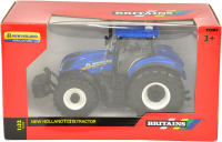 Wholesalers of Britains New Holland T7.315 Tractor toys image