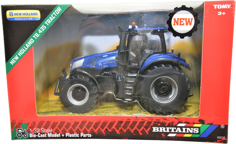 Wholesalers of Britains New Holland T8.435 toys