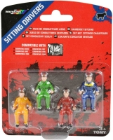 Wholesalers of Britians Tractor And Vehicle Drivers toys image