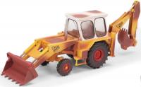 Wholesalers of Britains Weathered Jcb 3c Mark Iii toys image
