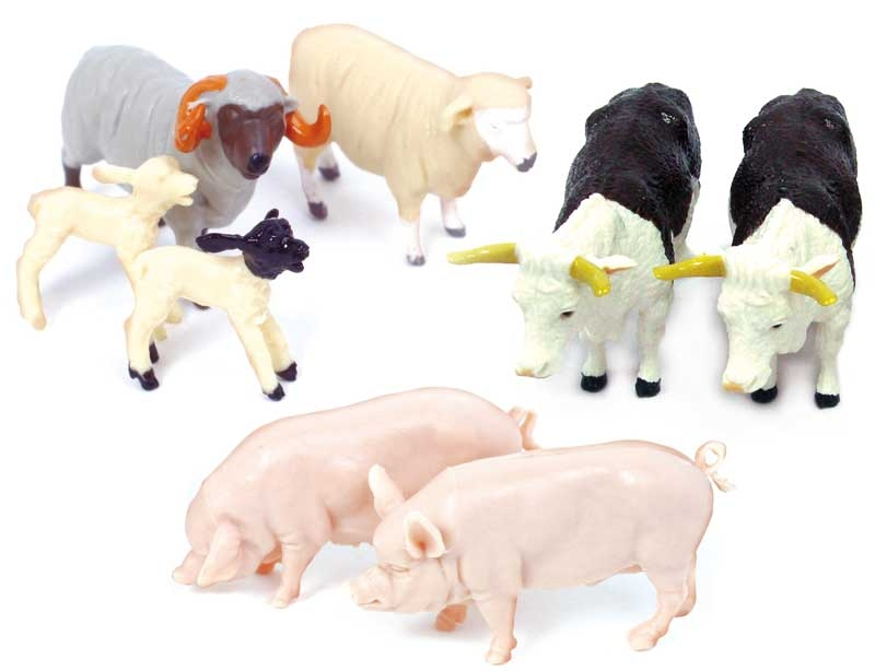 Wholesalers of Britians Mixed Animal Value Pack toys