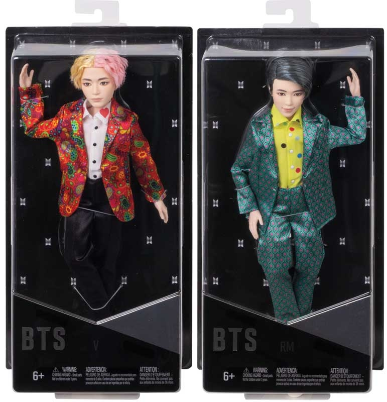 Wholesalers of Bts Core Fashion Doll Asst toys