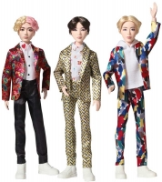 Wholesalers of Bts Core Fashion Doll Asst toys image 3