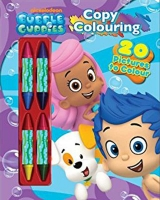 Wholesalers of Bubble Guppies Copy Colouring toys image