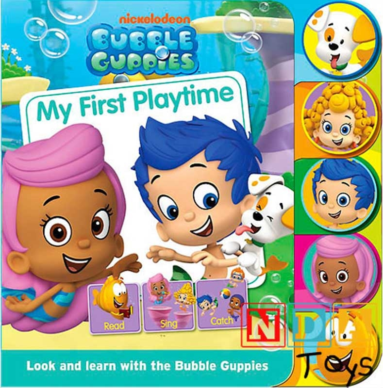 Wholesalers of Bubble Guppies My First Playtime toys