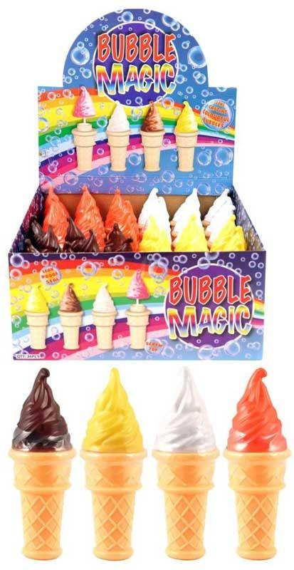 Wholesalers of Bubble Magic Ice Cream toys