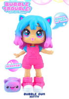 Wholesalers of Bubble Trouble Doll - Bubble Gum Kitty toys image 2