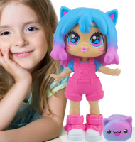 Wholesalers of Bubble Trouble Doll - Bubble Gum Kitty toys image 3