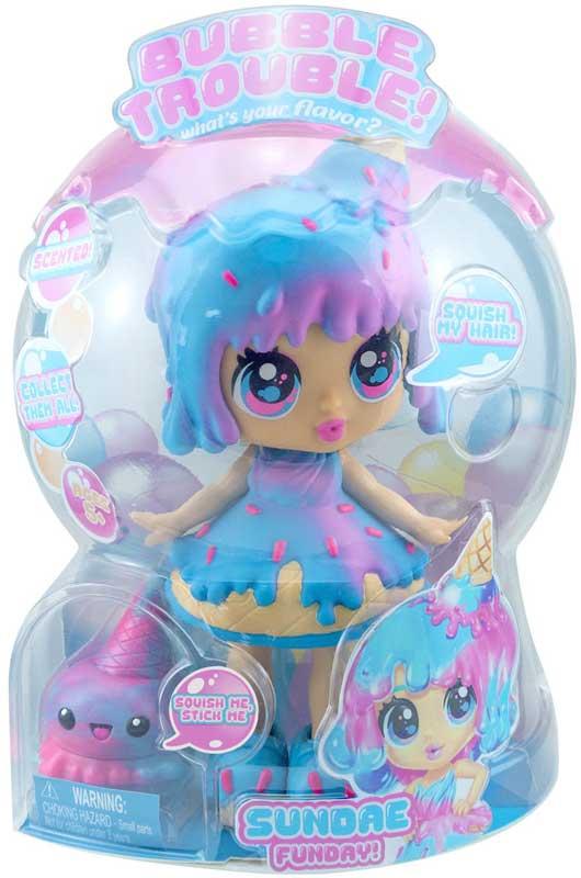 Wholesalers of Bubble Trouble Doll - Sundae Funday toys