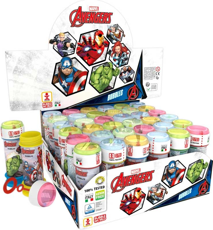 Wholesalers of Bubble Tubs - Avengers toys