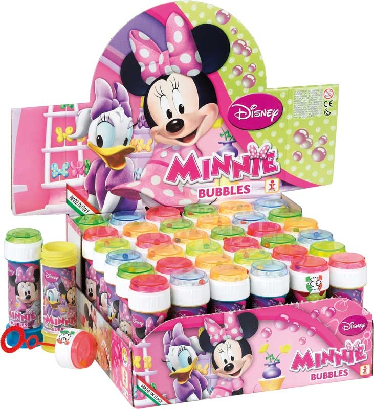 Wholesalers of Bubble Tubs - Minnie Mouse toys