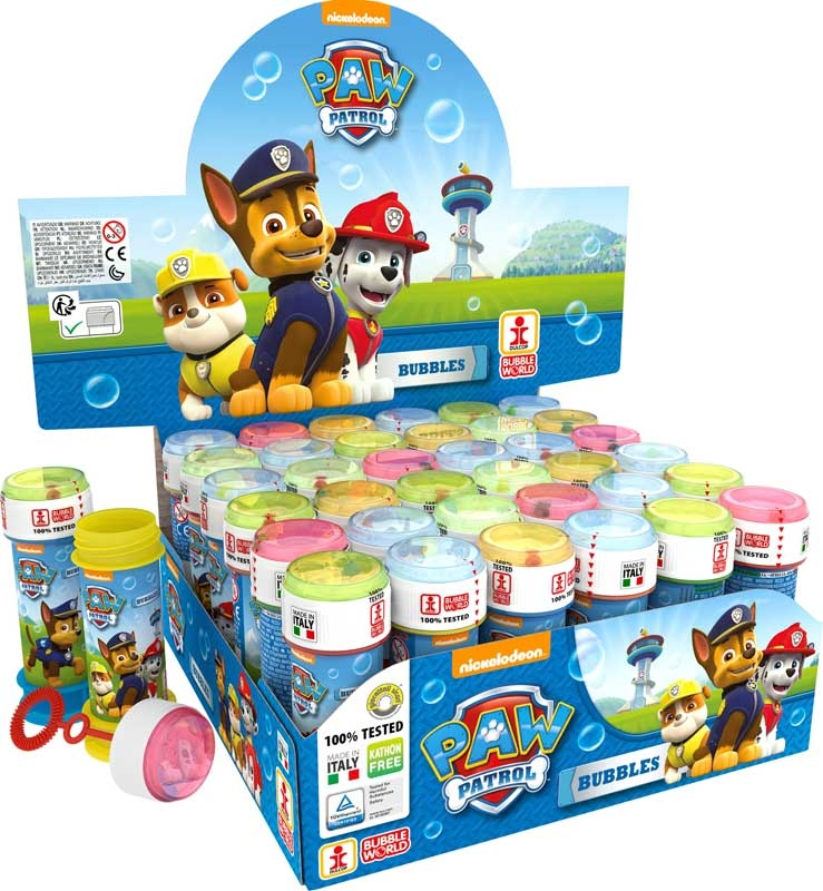 Wholesalers of Bubble Tubs - Paw Patrol Blue toys
