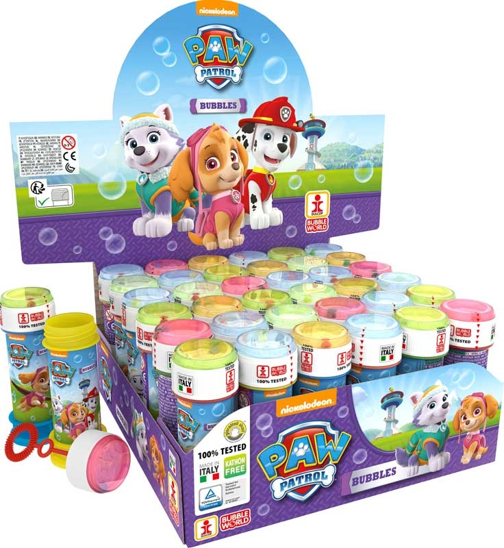 Wholesalers of Bubble Tubs - Paw Patrol Pink toys