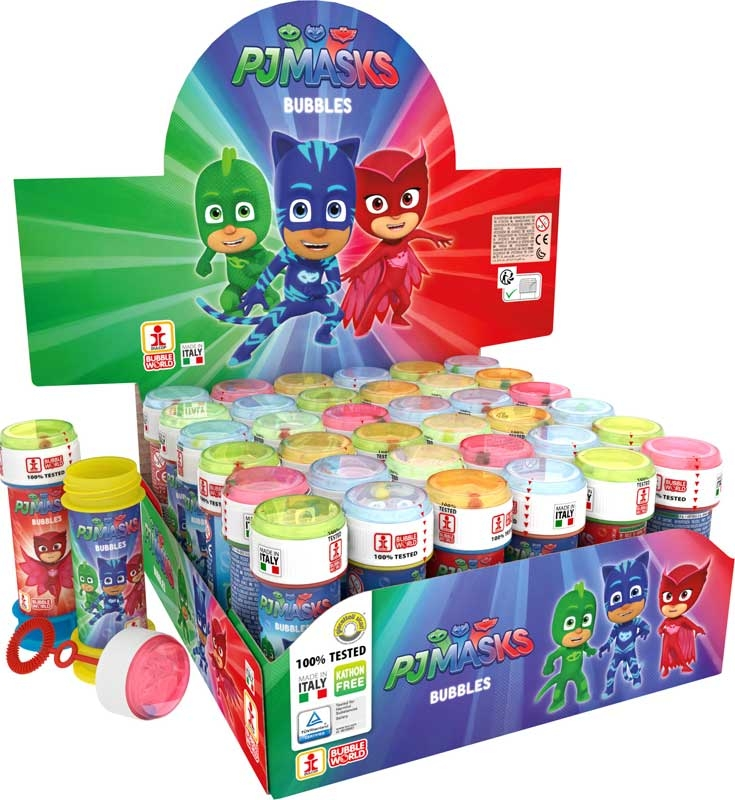 Wholesalers of Bubble Tubs - Pj Masks toys