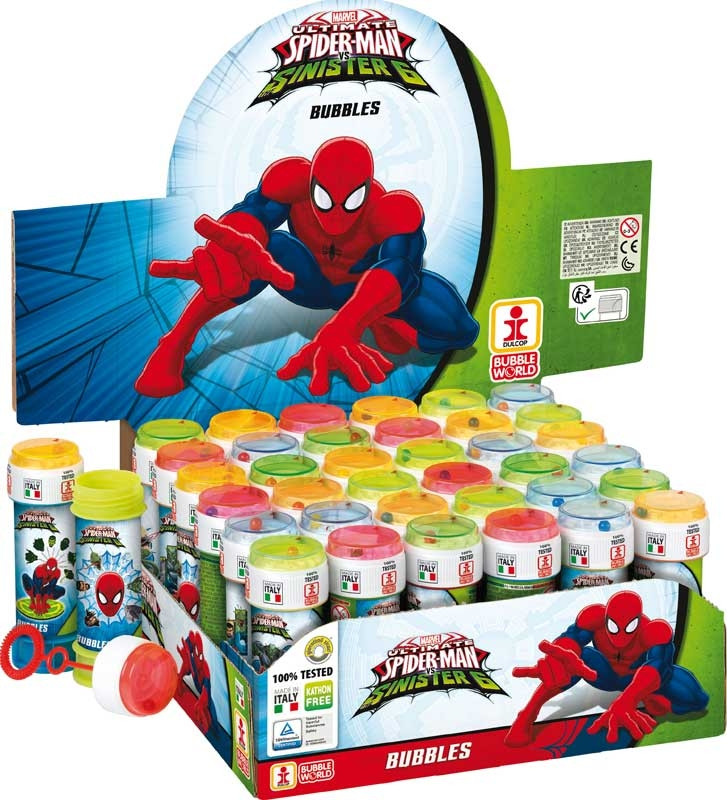Wholesalers of Bubble Tubs - Spiderman toys