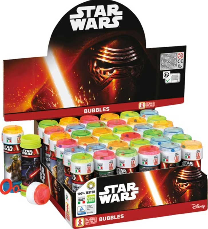 Bubble Tubs - Star Wars Wholesale