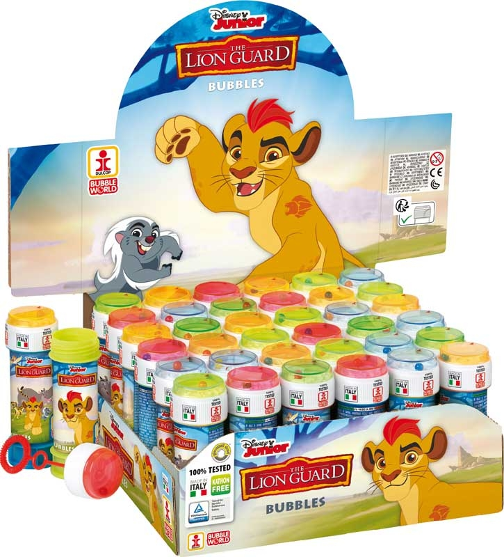 Wholesalers of Bubble Tubs - The Lion Guard toys