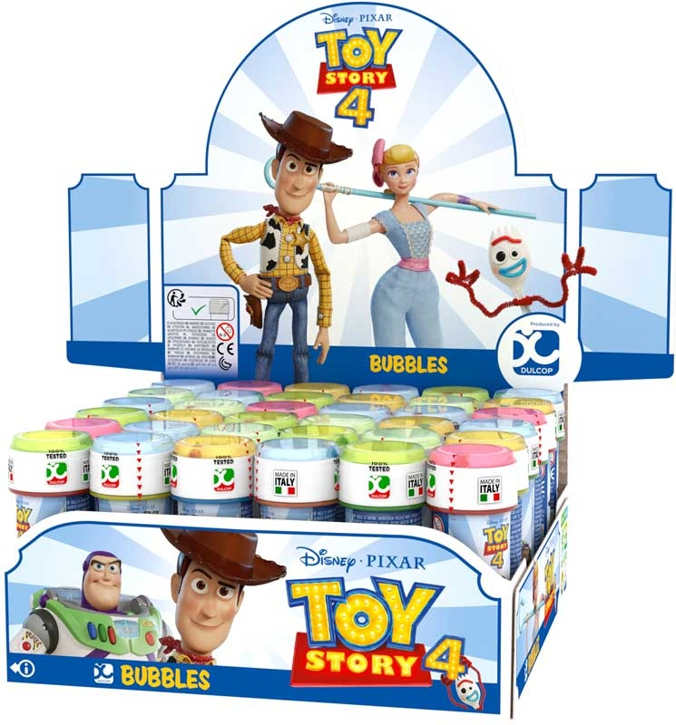 Wholesalers of Bubble Tubs - Toy Story 4 toys