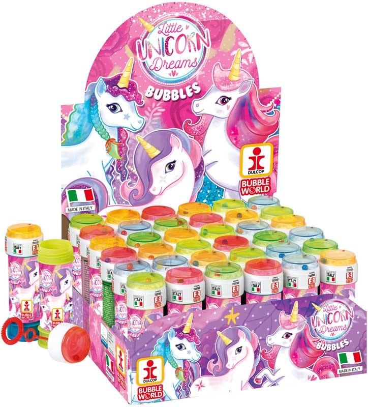 Wholesalers of Bubble Tubs Unicorns 60ml toys