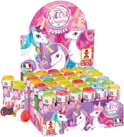 Wholesalers of Bubble Tubs Unicorns 60ml toys image