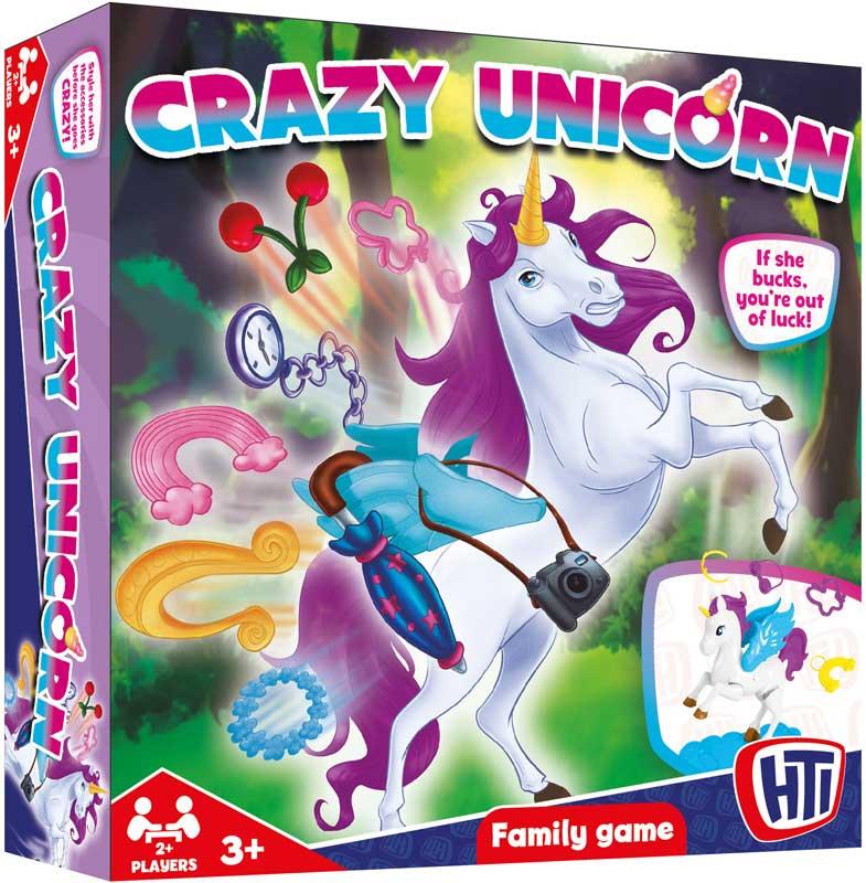 Wholesalers of Crazy Unicorn toys