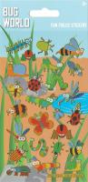 Wholesalers of Bug World Sparkle Stickers toys image